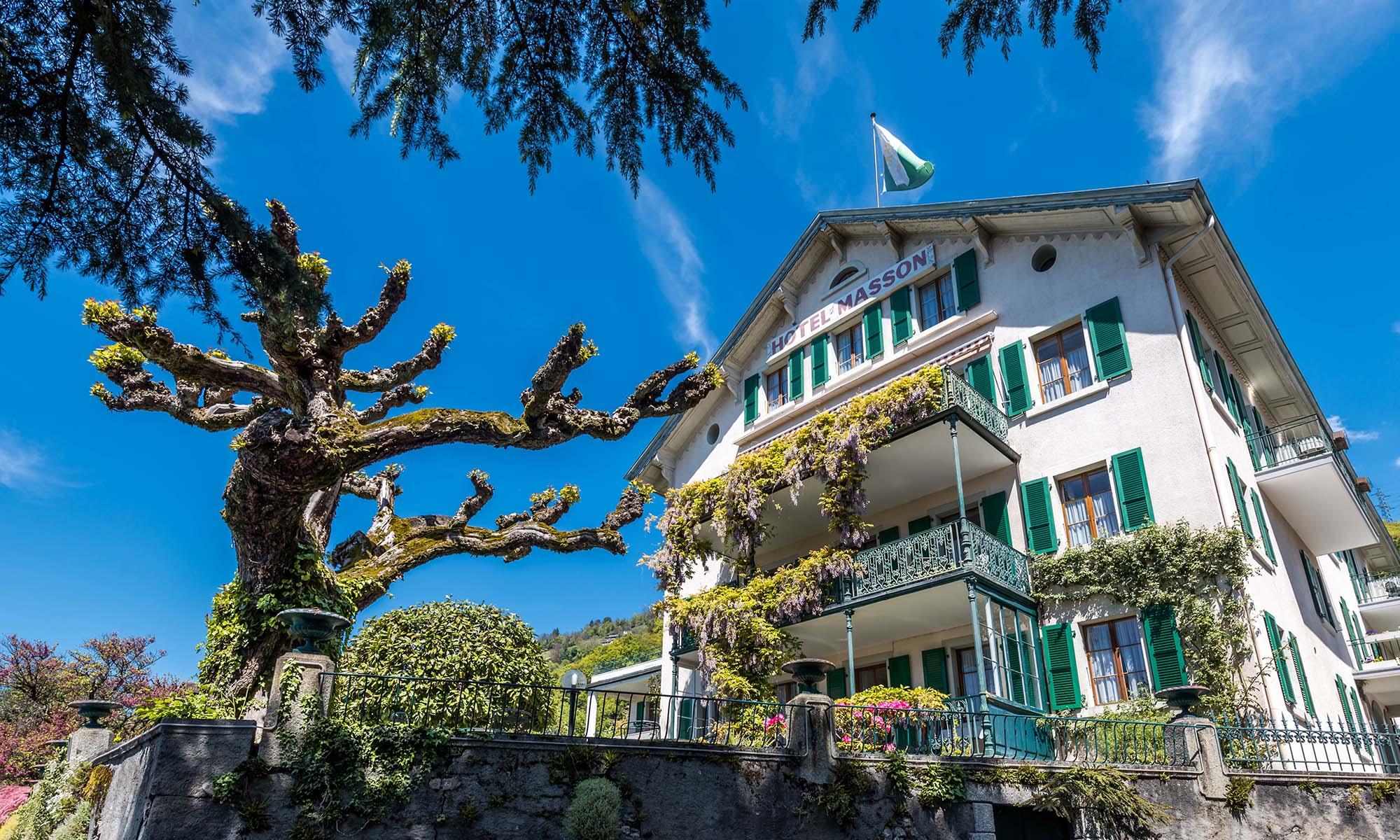 Willkommen In Der Schweizer Riviera   Hôtel Masson